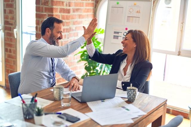 Gérer sa PME - le binôme gagnant